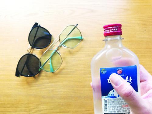 선글라스 수명 늘이는 관리법