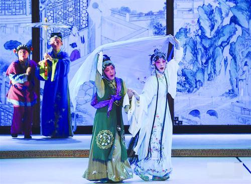 제16회 중국희극절 복주시에서 펼쳐져