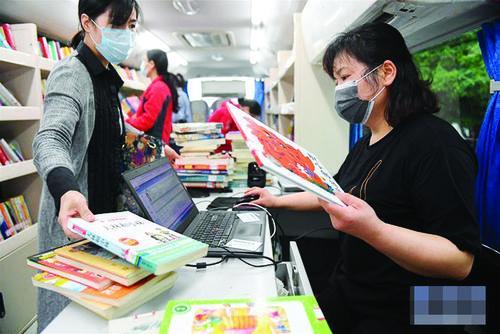 전국 각 지역의 류동도서관들이 점차 자체의 기능을 발휘