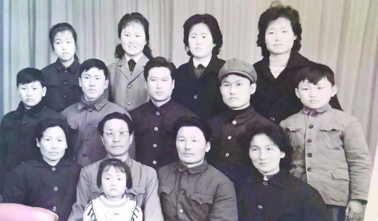 연길현유격대대 첫 대대장 박동근 렬사 (1)