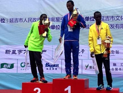 비속의 질주 2018 연길국제마라톤경기 성황리에 마무리