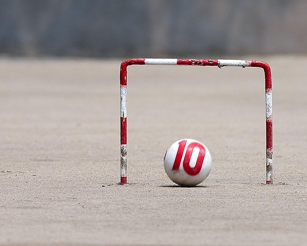 전 주 가두 사회구역 게이트볼 경기 펼쳐
