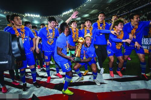 중국프로축구 전례 없는 큰 위기 직면